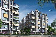 Flat at serampore