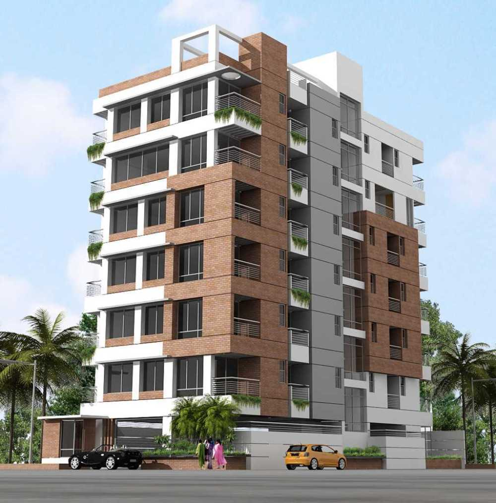 Shine Apartment at serampore. Gharkolkata