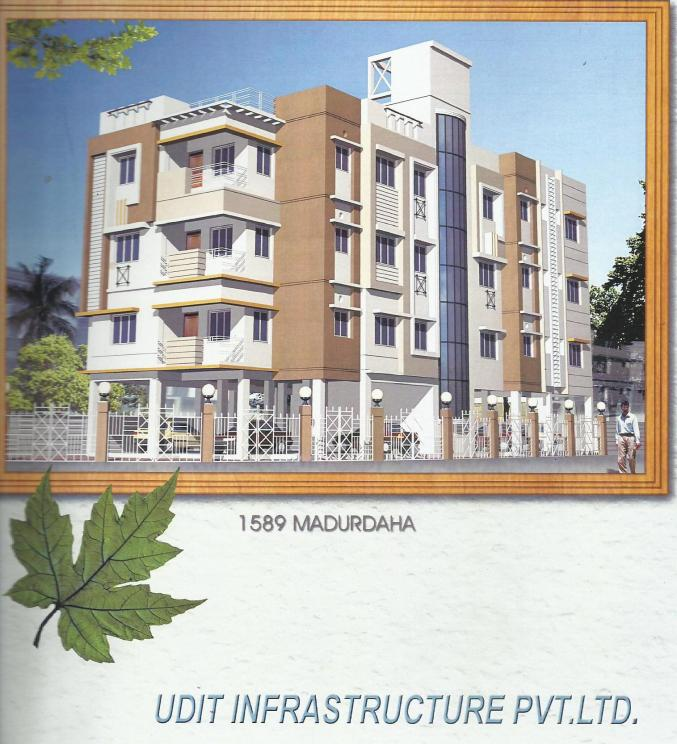 flat at madurdaha. Gharkolkata